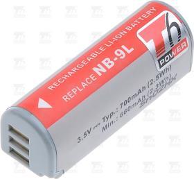 T6 power Baterie T6 power NB-9L