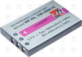 T6 power Baterie T6 power Fuji NP-60 KLIC-5000
