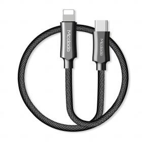 T6 power Mcdodo USB C / Lightning kabel
