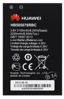 T6 power Baterie originál Huawei HB505076RBC Li-pol 2150mAh