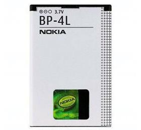 T6 power Baterie originál Nokia BP-4L Li-ion 1500mAh