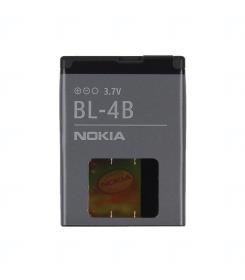 T6 power Baterie originál Nokia BL-4B Li-ion 700mAh