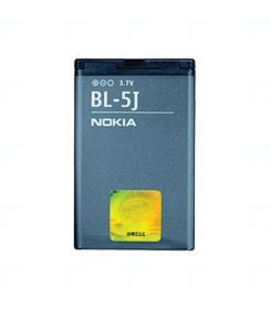 T6 power Baterie originál Nokia BL-5J Li-ion 1320mAh
