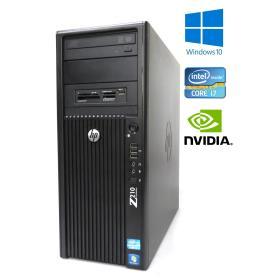 HP Z210 Workstation - Core i7