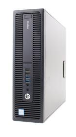 HP EliteDesk 800 G2 SSD 120